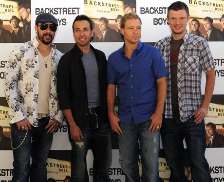 Backstreet Boys: Larger Than Life