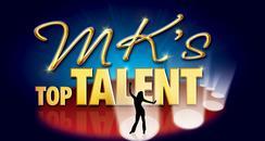 MK's Top Talent Logo