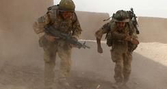 16 Air Assault Brigade on duty in Afghanistan