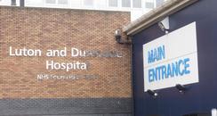 L&D Entrance