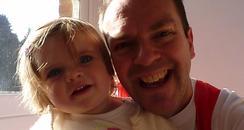 Gareth and Evelyn John