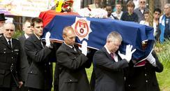 Alan Bannon Coffin