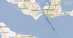 Gosport Map
