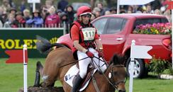 Paul Tapner winner of Badminton 2010