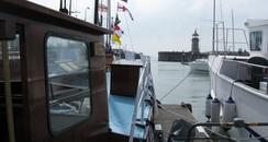 One of the little ships involved in Dunkirk
