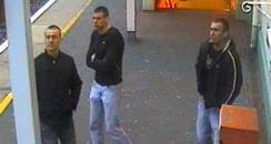 CCTV of 3 men
