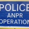 ANPR operation with police