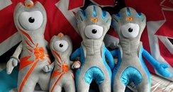 2012 Olympic merchandise