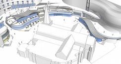 plans for new bullring restaurant destination