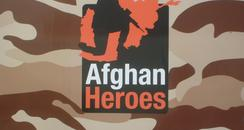 Afghan Heroes Logo