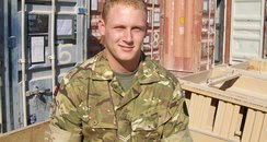 Acting Corporal David Barnsdale
