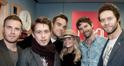 TTake That with Emma Bunton
