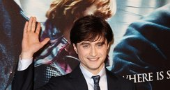 daniel radcliff harry potter premiere