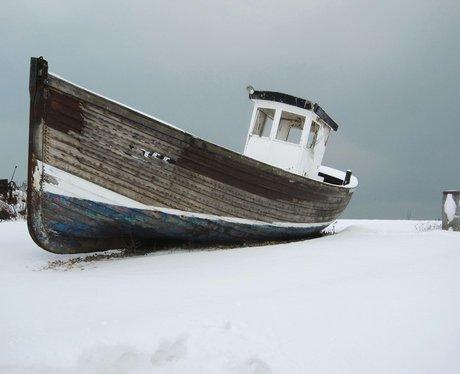 Snow Sussex
