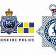 Bedfordshire and Hertfordshire Police logos