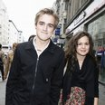 Tom Fletcher and Girlfriend