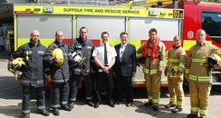 Suffolk Fire Uniforms 1