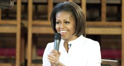 Michelle Obama in Oxford