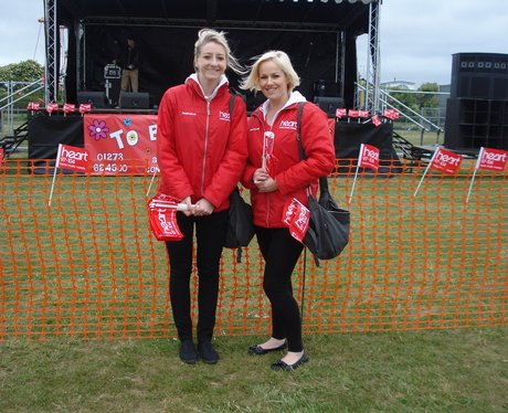The Heart Angels visited the Beach Dreams Festival