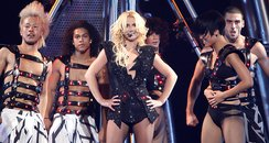 Britney Spears Tour 2011