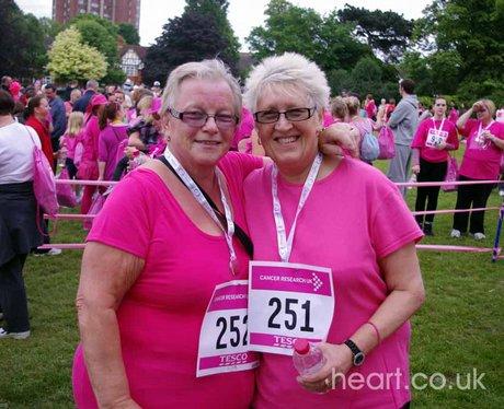 Race for Life - Wolverhampton 15/6/06