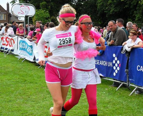Race For Life Northampton 5K