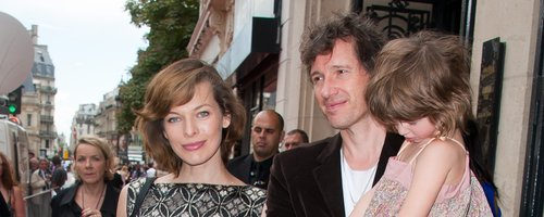 Milla and family