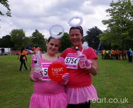 Race For Life - Himley Hall - 10/07/11