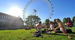 london summertime