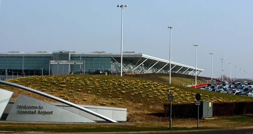 Stansted Airport. Picture by Chris Radburn/PA Wire