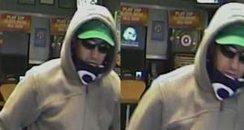 CCTV - Radlett Robbery