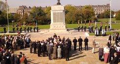 memorial opening
