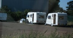 Travellers In Weston Favell
