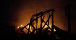 Farmer Palmers fire