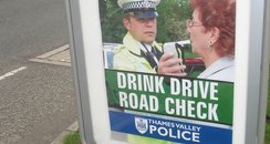 Thames Valley Police launch drink drive campaign