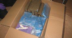 Drugs found in Harwich