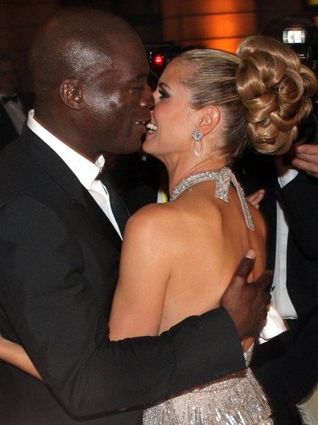 Heidi Klum And Seal Wedding Pictures 2005
