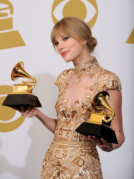 The Grammy Awards 2012 Winners