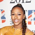 Alexandra Burke BRIT Awards 2012