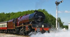 Princess Elizabeth steam locomotive
