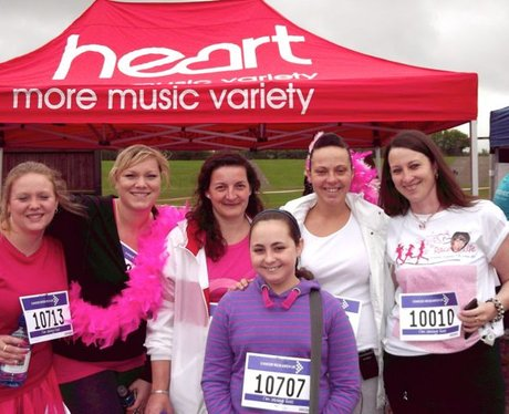 Race for Life Milton Keynes - 10K Runners