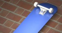 Teenager knocked off his skateboard in Poole
