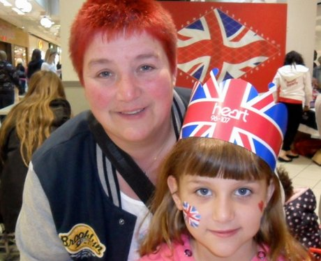 Jubilee Celebrations at The Grosvenor Centre