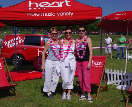 Race For Life Telford group