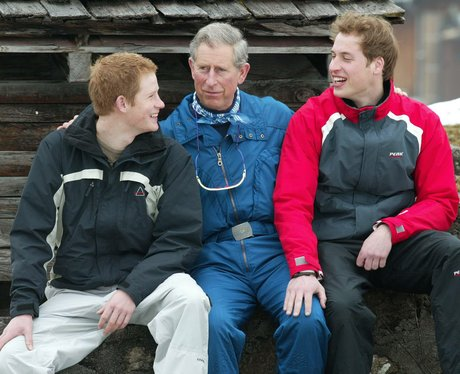 Prince Charles Prince Harry and Prince William