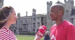 Peterborough Torchbearer Video Interview