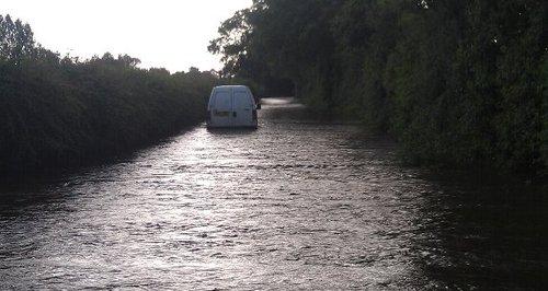Flooding in Dorset