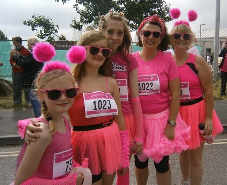 Race for Life Barnstaple- The Beginning