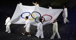 London 2012 Olympics - The Opening Ceremony