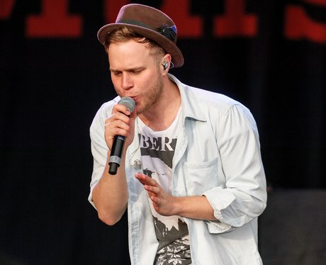 Olly Murs Live at Access All Eirias